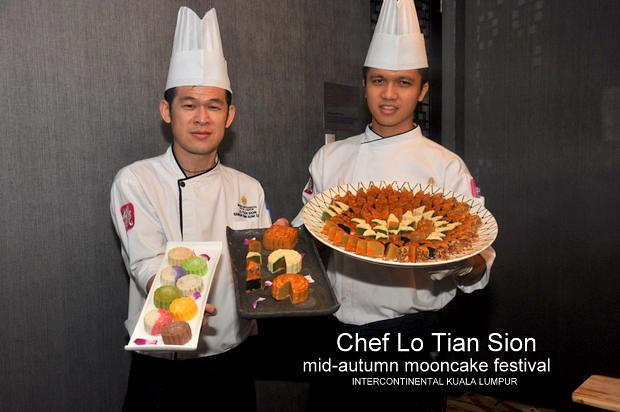 Mooncakes Intercontinental Kuala Lumpur 11
