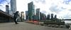 Digital Ocra and Vancouver Skyline