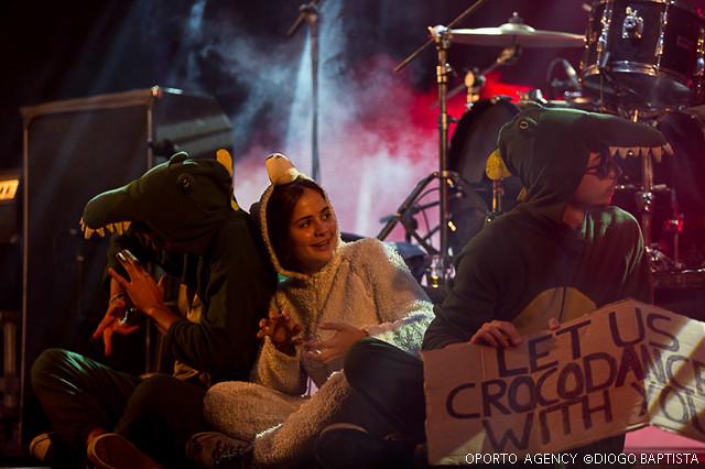 The Growlers - Vodafone Paredes de Coura '14