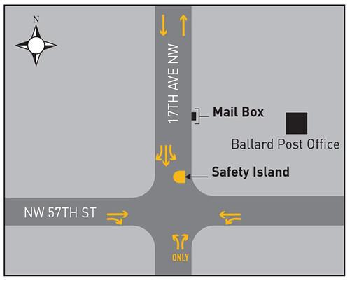 SDOT Map