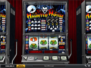 Haunted House Slot Machine - Play Free Casino Slots Online