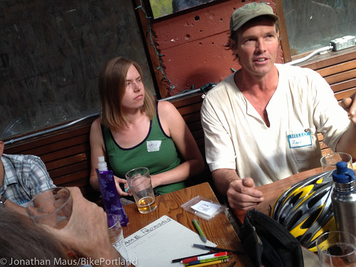 First meeting of BikeLoudPDX-8