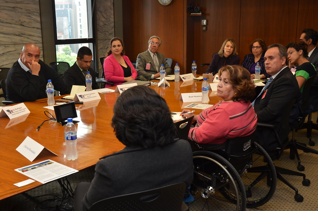Special Advisor Heumann Travels to Mexico, Advocates for Disability Rights