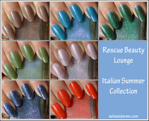 RBL Italian Summer Collection
