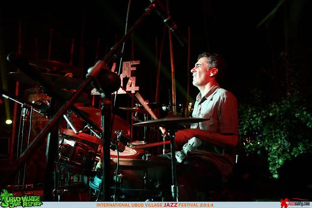 Ubud Village Jazz Festival 2014 - Alexandre Cunha (3)