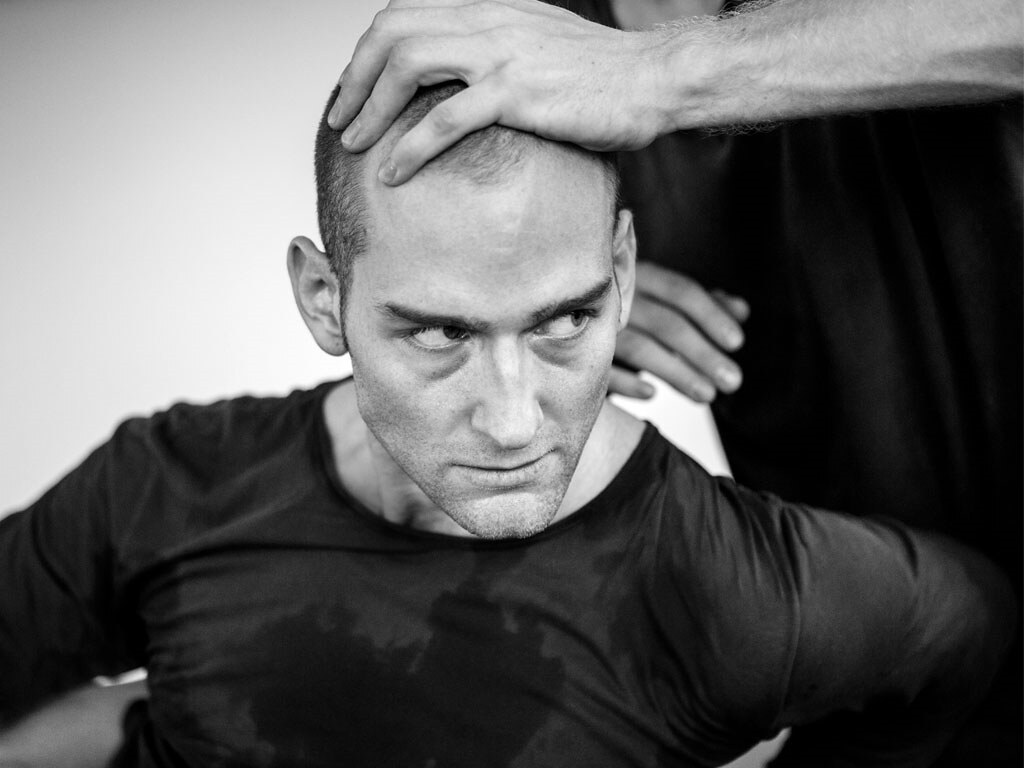 DV8 bring JOHN to the National Theatre