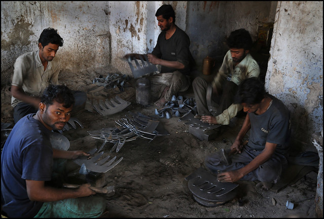 Samod India  city pictures gallery : blacksmith in Samod, india | Flickr Photo Sharing!