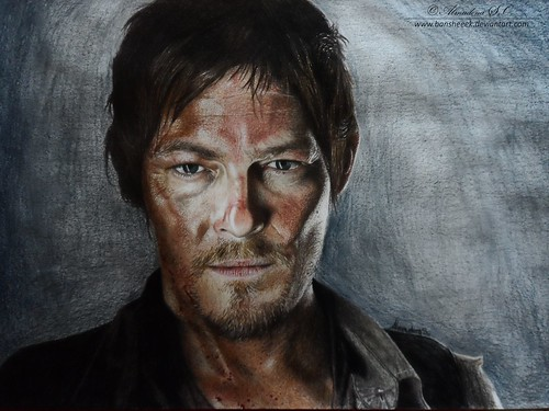 Daryl Dixon - Walking Dead