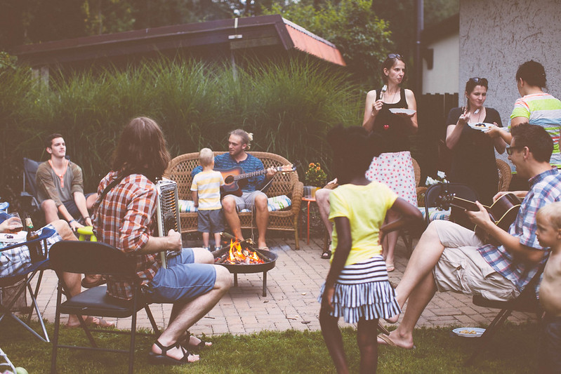 Backyard Bash (8/9/14)