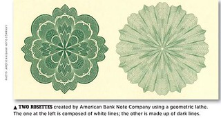 American Bank Note Company Rosettes