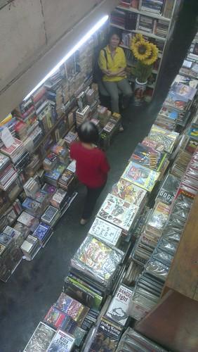 The Junk Bookstore
