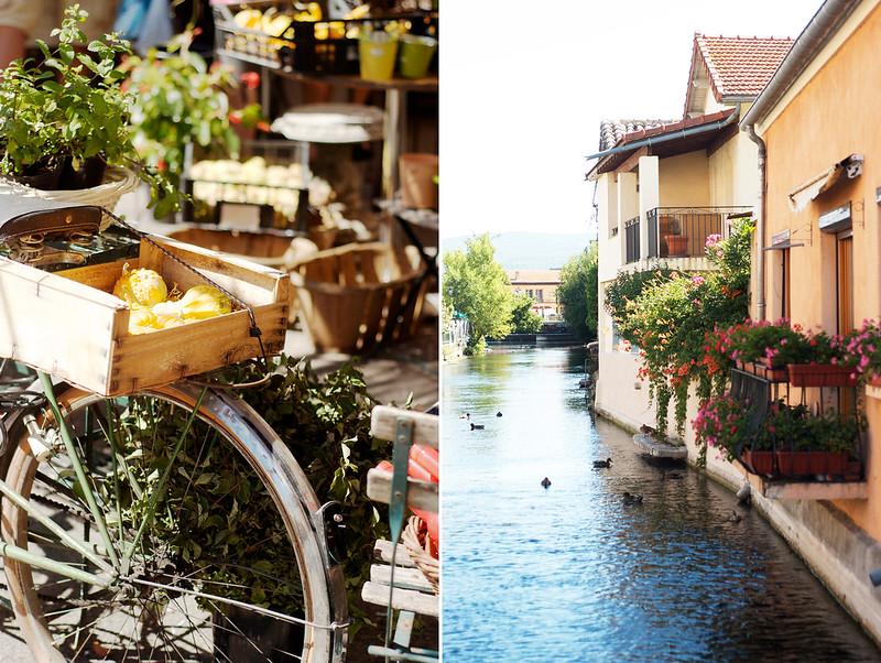 L'Isle-sur-la-Sorgue, La Provence, France