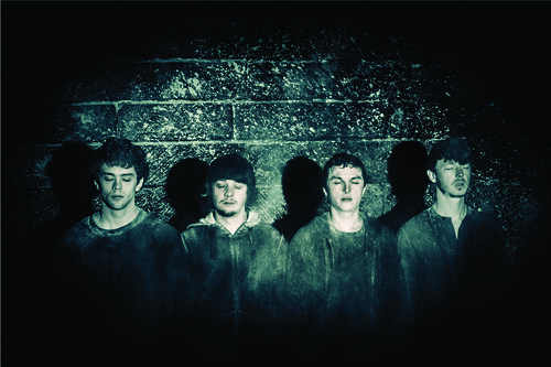 The Dark Jokes, The Scotsman Newspaper, Track of the Month, August 2014