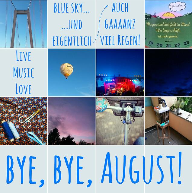 Goldengelchen Monatsrückblick August 2014 Teil 2