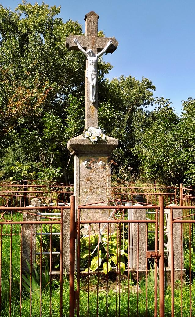 Kríž pri ceste do Kiarova