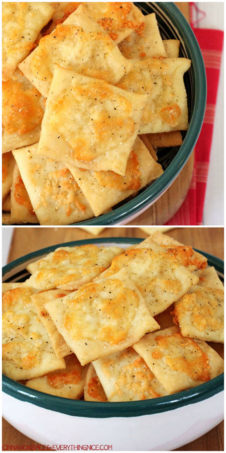 Easy White Cheddar Cheez-Its