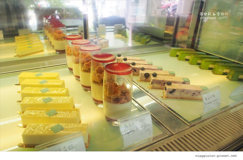 【嘉義 Chiayi】芙甜 Fortune Patisserie 百年老屋品嚐法式甜點的浪漫 @薇樂莉 Love Viaggio | 旅行.生活.攝影