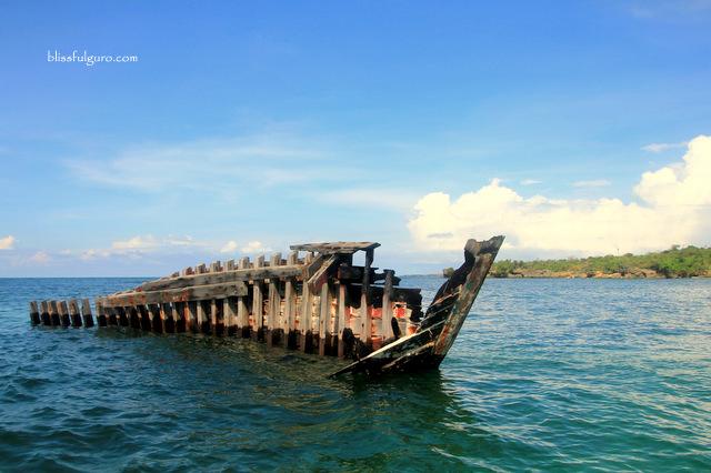 Dasol Pangasinan Balinmanok Shipwreck