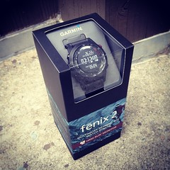 Time to get serious. Back-to-work/mile-run present to myself! #fenix2 #garmin #datanerd #maps