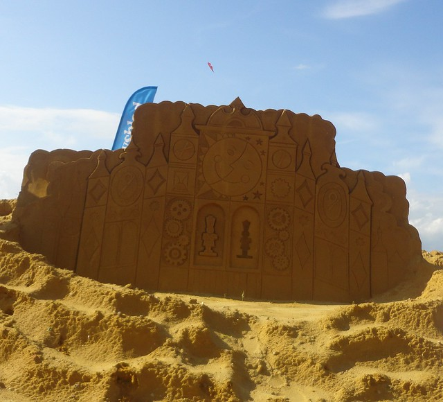 Sculpures sur sable Disney - News Touquet p.1 ! 14953791631_c09fc22296_z