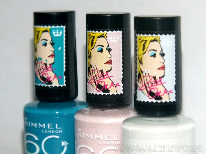 rimmel 60 second nail polish x rita ora  (3)
