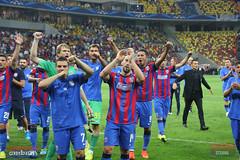 Steaua-Ludogorets, 1-0