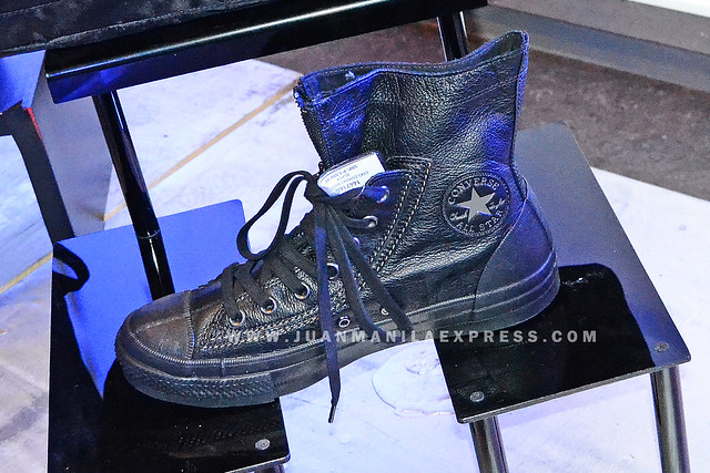 CONVERSE CHUCK TAYLOR ALL STAR COMBAT BOOT. Inspired by military boots, the Converse Chuck Taylor All Star Combat Boot comes equipped with a double overlay eye row, larger opened collar, tongue zipper and extra-long laces.  A rubberized toe and heel provides extra protection.