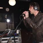 Wed, 10/09/2014 - 10:31am - Live in Studio A, 9.10.2014 Photo by Michael Shemenski