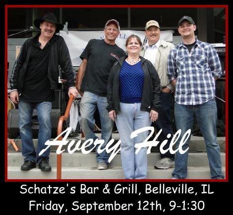 Avery Hill 9-12-14