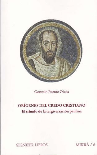Puente Ojea Origenes credo cristiano_NEW