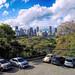 Centro da Cidade visto do bairro da Glória - Rio de Janeiro - Brasil
