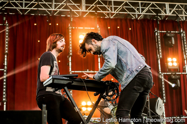 Geographer @ First City Festival 2014, Sunday