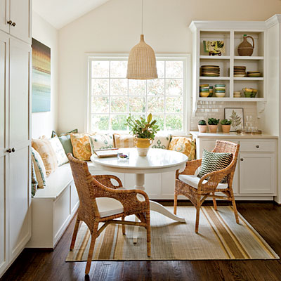 banquette - Southern Living