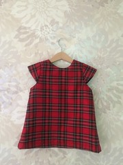 For my eight years old girl #firstdaydressmade super love the pattern and variation style ! Thanks Dana