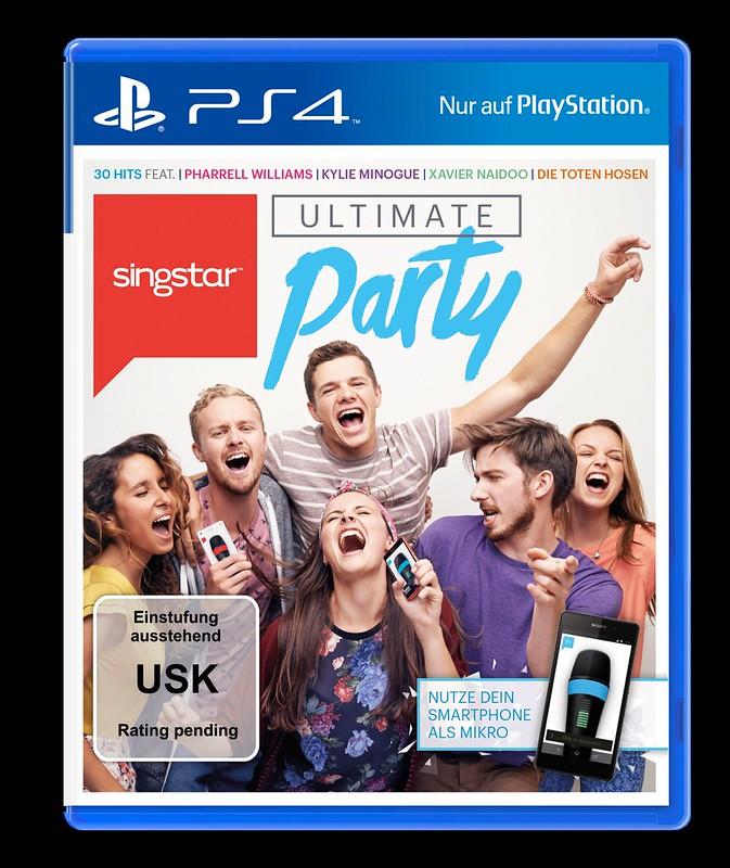 SingStar Ulitmate Party