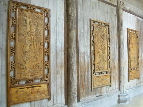 Anhui-Hongcun-Lexu Hall (7)
