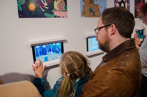 Dream Arcade Opening Reception