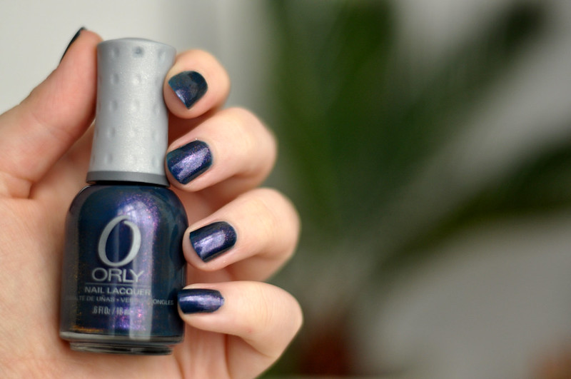 notd orly high on hope nail polish rottenotter rotten otter blog