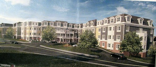 Proposed Brightview Senior Living Facility