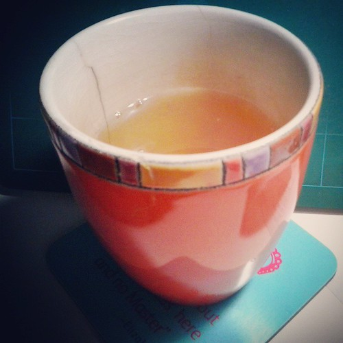 White Tea with Peach