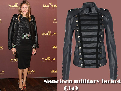 Military jacket: Autumn-winter must have jackets