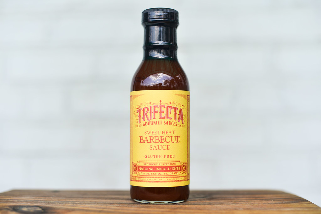 Trifecta Sweet Heat Barbecue Sauce