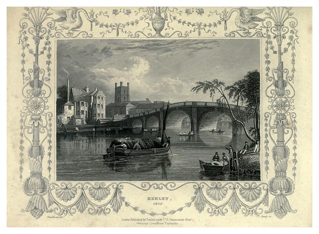 004- Henley-The Thames and Medway…W.G. Fearnside