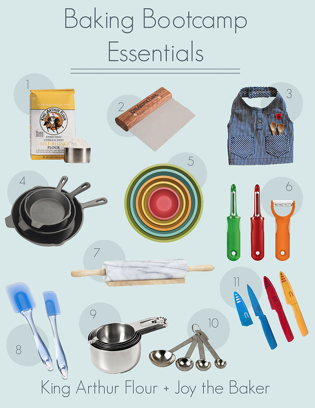 Baking Bootcamp Essentials II
