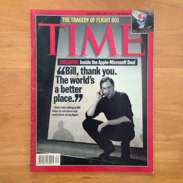 TIME / August 18, 1997