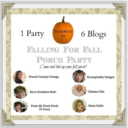 2014 Fall Porch Party-Housepitality Designs