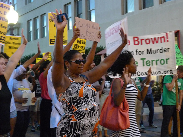 DC March to U St. for Michael Brown