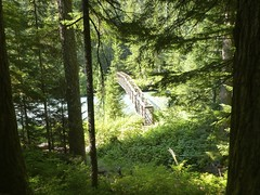 Helm Creek to Black Tusk, Whistler B.C.