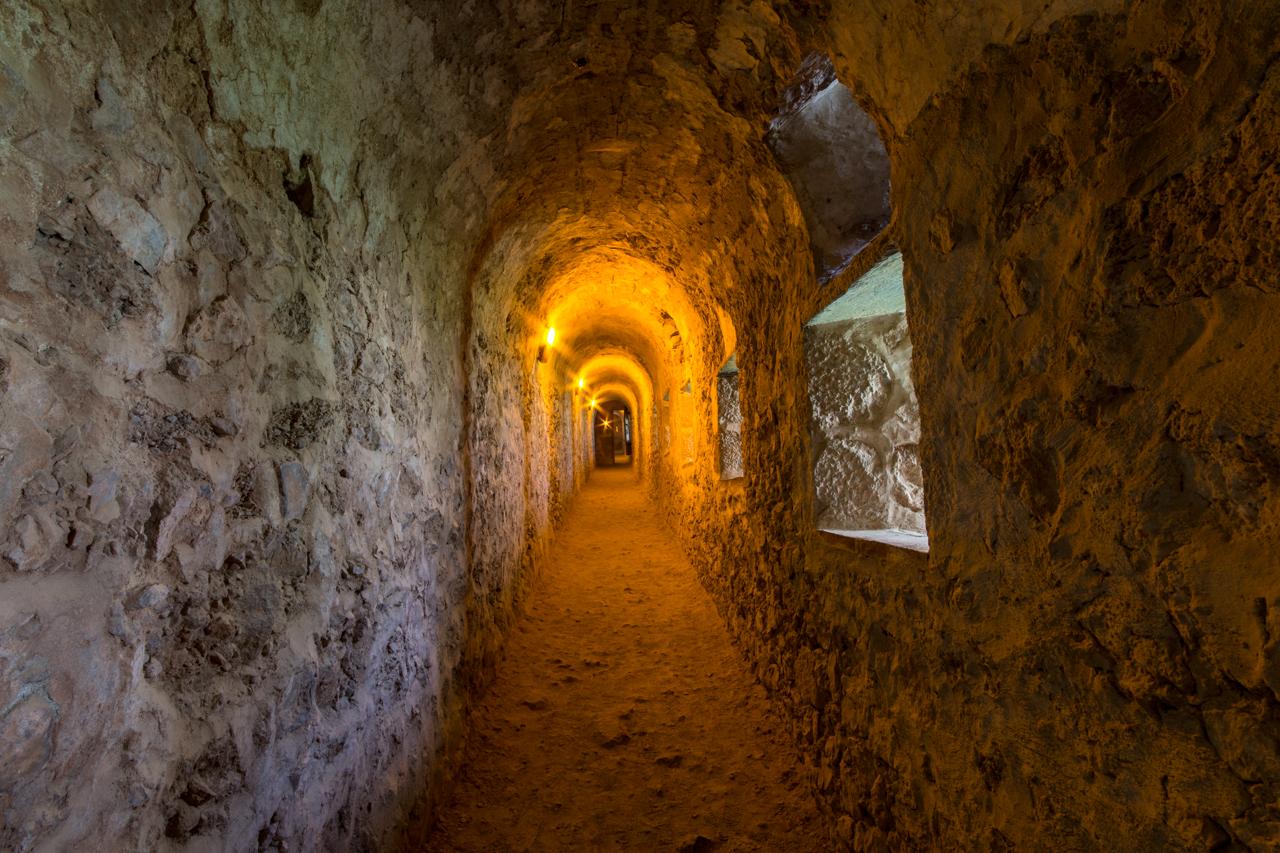 Fort Libéria - Wehrgang