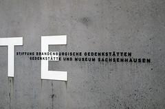 1. Sachsenhausen - entrata-1921